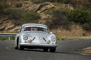 Other rally Press release A woman and her Porsche 356 on La Carrera Panamericana