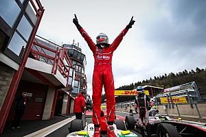 Formula V8 3.5 Reporte de la carrera Alfonso Celis gana la primera carrera en Spa