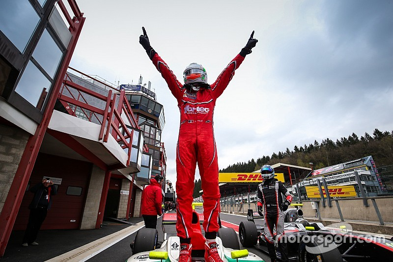Le point F3.5 - Celis Jr triomphe à Spa