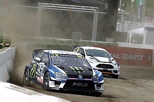 World Rallycross Résumé de course Les Volkswagen dominent, Loeb une nouvelle fois bien placé