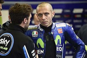 MotoGP Últimas notícias Apesar de garantias, Rossi diz não querer time na MotoGP