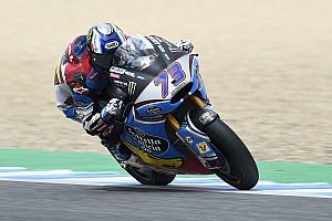 Moto2 Qualifying report Moto2 Spanyol: Alex Marquez rebut pole perdana