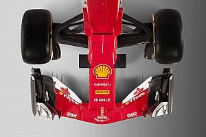 Hasonlítsd össze a 2016-os és a 2017-es Ferrarit