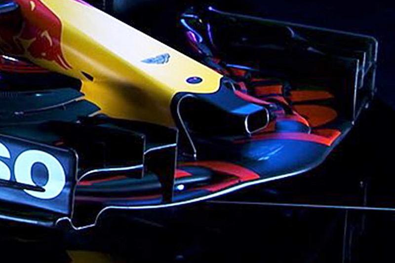 Bildergalerie: Der neue Red Bull RB13 für die Formel 1 2017