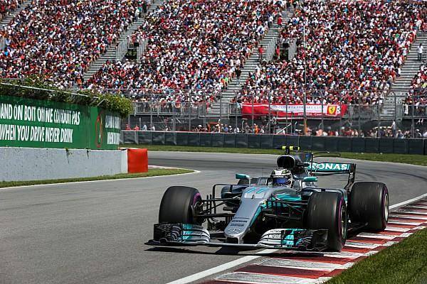 Formel 1 News F1 2017: Langer Radstand von Mercedes bringt mehr Vor- als Nachteile