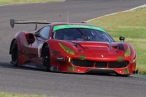 スーパー耐久 速報ニュース 【S耐】第3戦鈴鹿:ARN Ferrariが3戦連続でポールポジションを獲得