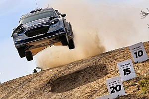 WRC Leg report Italy WRC: Tanak claims maiden win, Lappi stars in Power Stage