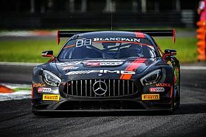 Blancpain Endurance Отчет о гонке Экипаж на Mercedes выиграл гонку BES в Сильверстоуне