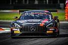 Blancpain Endurance Экипаж на Mercedes выиграл гонку BES в Сильверстоуне