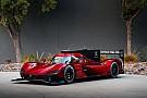 IMSA Mazda показала прототип для нового сезона IMSA
