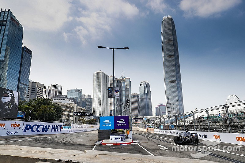 Horarios Hong Kong ePrix