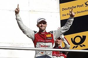 DTM Réactions René Rast, champion DTM inattendu