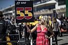 F1 elimina uso de grid girls a partir desta temporada