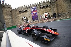FIA F2 Relato da corrida Russell bate Sette Câmara e vence corrida 2 em Baku