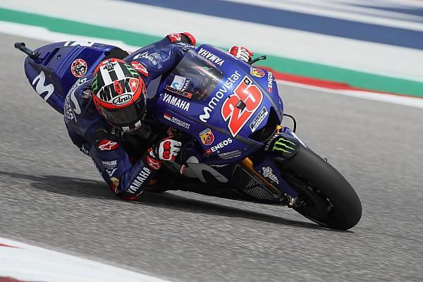 MotoGP Breaking news Marquez wary of Vinales threat in Austin