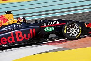 GP3 Gara Kari ruggisce e centra il successo in Gara 1 ad Abu Dhabi