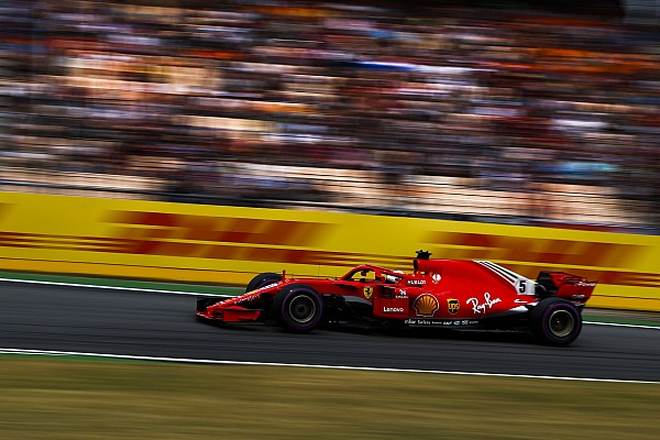 Formula 1 Breaking news Mercedes losing five tenths to Ferrari on the straights - Wolff
