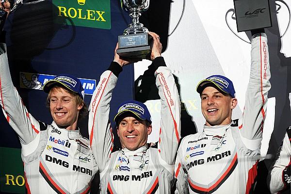 WEC 保时捷2号车组:两大关键因素夺下世界冠军