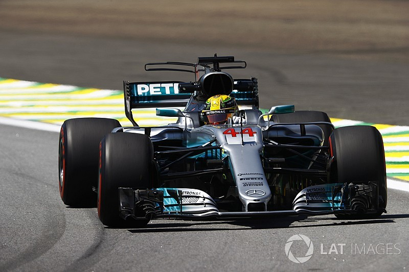 F1ブラジルGP FP2速報:再びメルセデス1-2。リカルドが3番手