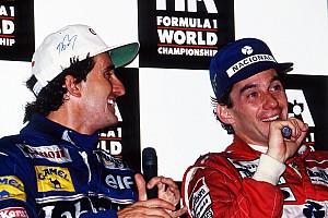 F1 Entrevista Jo Ramírez dice que con un coche al 100 %, Prost era inalcanzable para Senna
