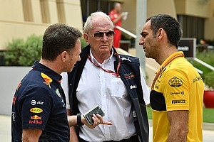 Formula 1 Breaking news Renault warns Red Bull over Honda switch