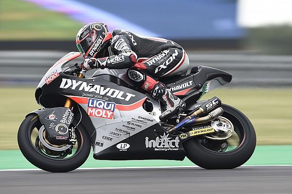 Moto2 Argentina: Vierge rebut pole dari Baldassarri