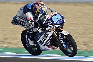 Moto3 Prove libere Jerez, Libere 3: doppietta Gresini con Martin e Di Giannantonio