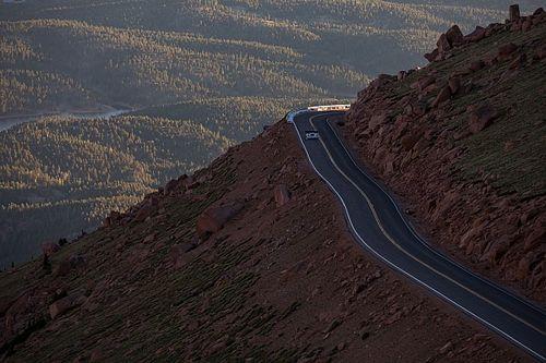 La course de côte de Pikes Peak est à son tour reportée
