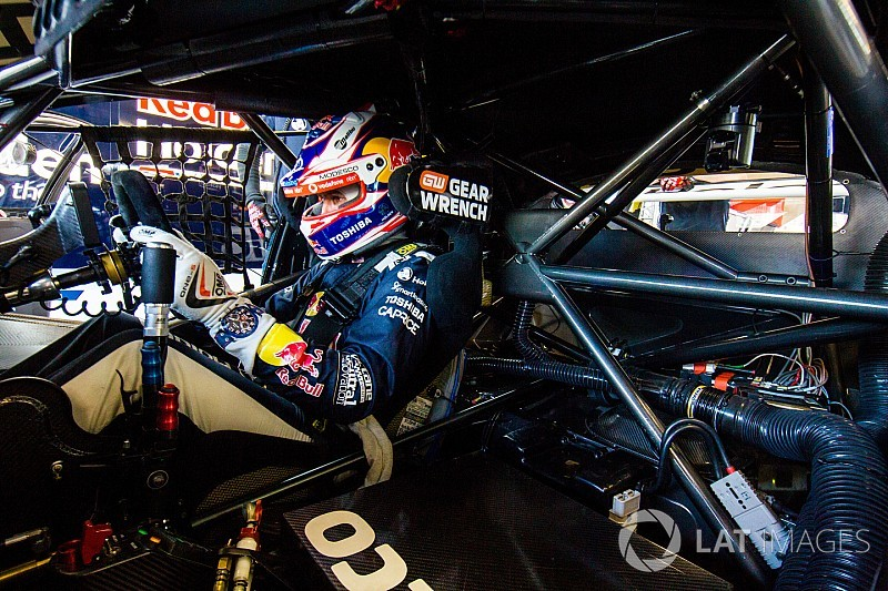 Ipswich Supercars: Whincup fastest in first open practice