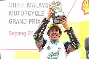Moto2 Artículo especial Morbidelli, el campeón que le ganó al dinero y la tragedia bajo el ala de Rossi
