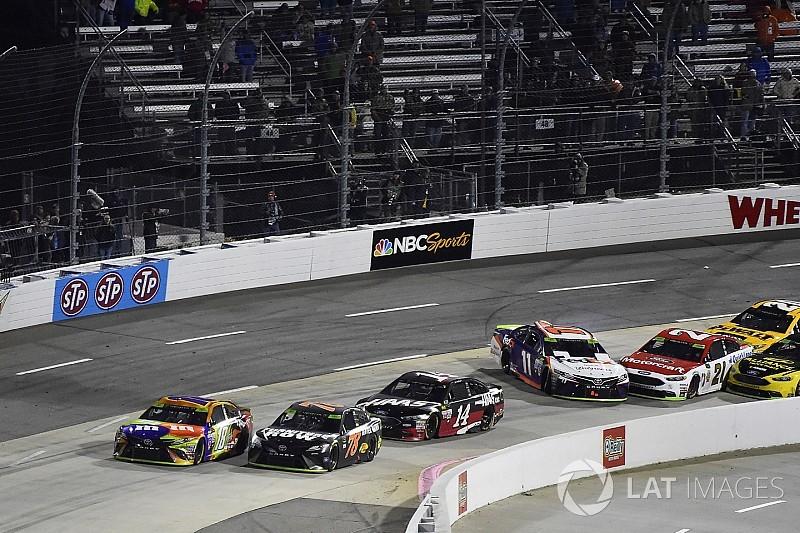 Martinsville-Spektakel: Kyle Busch schafft NASCAR-Finaleinzug