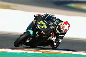 Moto2 Ultime notizie Aegerter:
