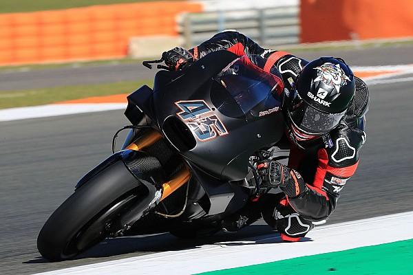 MotoGP Son dakika Redding, Aprilia motosikletinin daha kolay olmasını bekliyormuş
