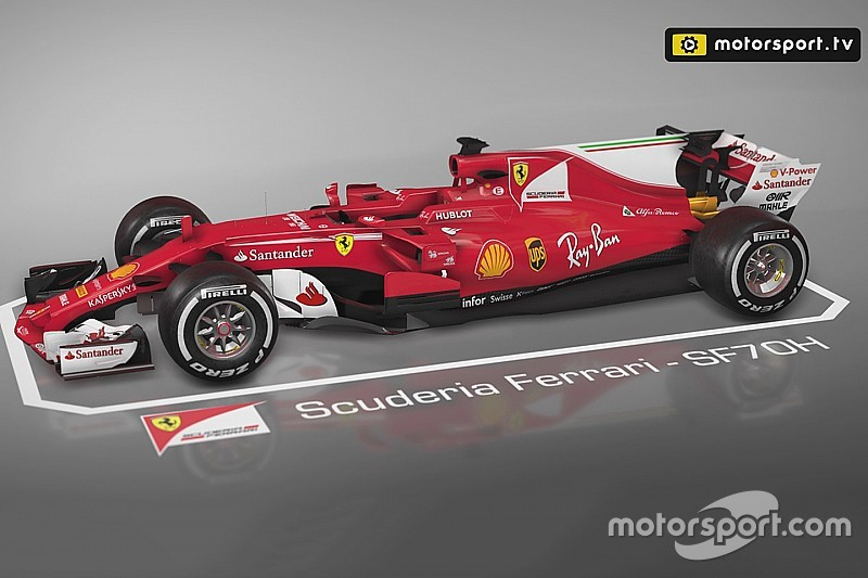 Animazione Ferrari: tre modifiche per tornare a vincere con la SF70H