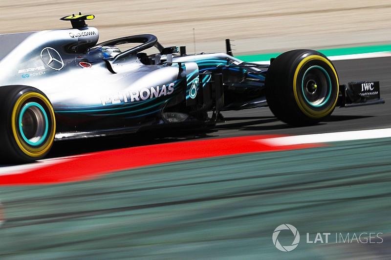 【動画】F1第5戦スペインGP フリー走行1回目ハイライト