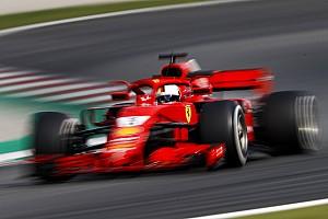 Формула 1 Новость «На старых шинах было бы хуже». Феттель признал правоту Pirelli