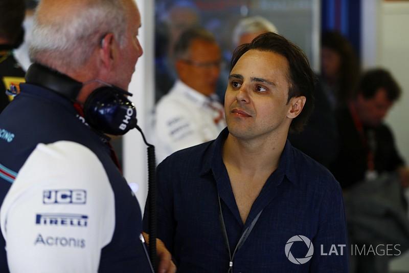 Massa, 2019'da Formula E'de yarışmayı planlıyor