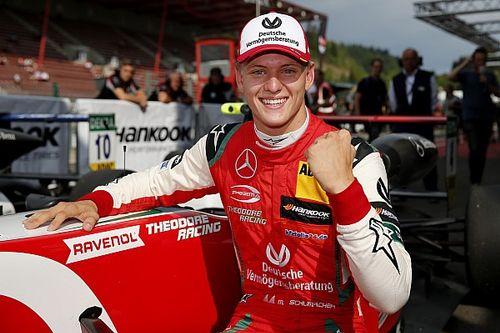 """Mick Schumacher si gode il titolo di F3: """"Sto vivendo un sogno!"""""""
