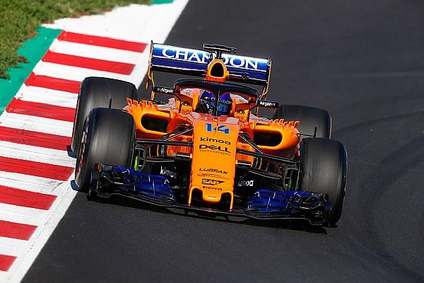 McLaren foi a equipe que mais