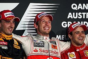 GALERIA: Os 10 últimos vencedores do GP da Austrália