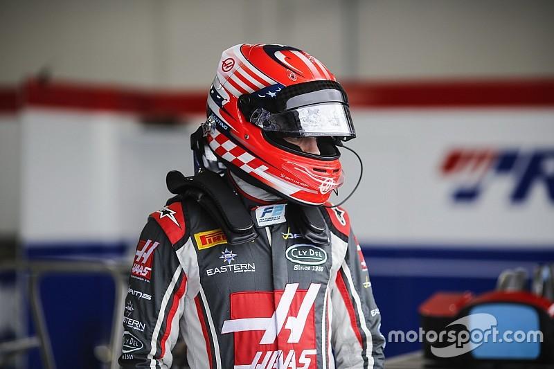 Santino Ferrucci continue avec Haas F1