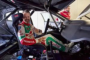 WTCR News Erster Test: Tiago Monteiro mit Comeback nach schwerem Unfall