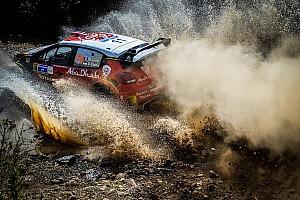 WRC Отчет о секции Лёб включился в борьбу за победу в Мексике