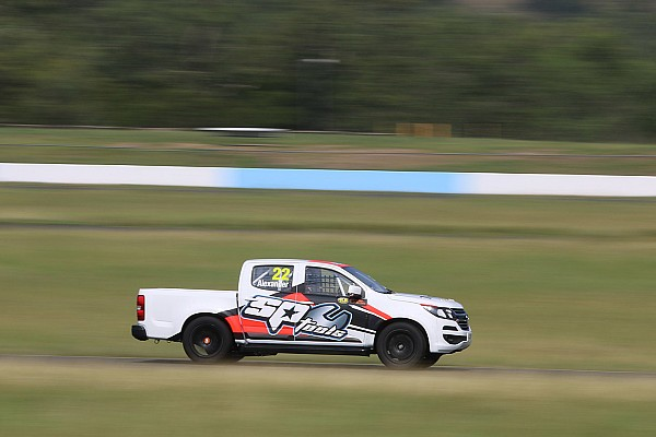 Other truck Breaking news Five SuperUtes models hit the track