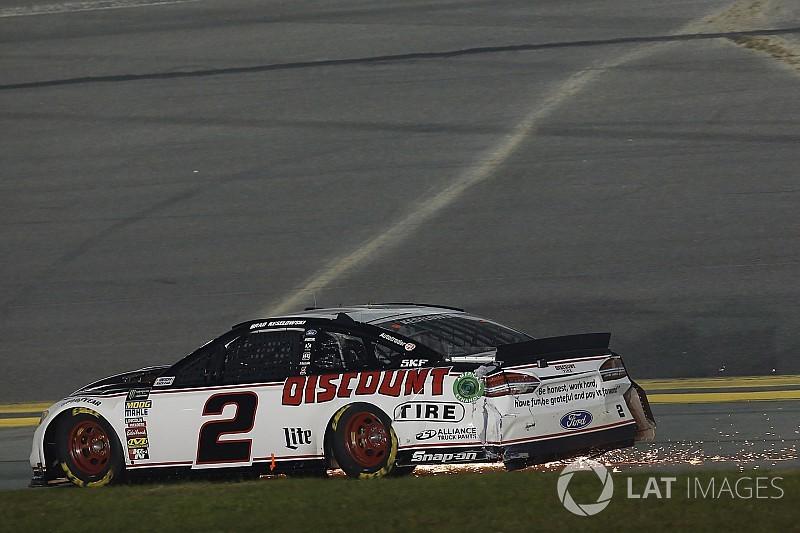 One-fifth of Daytona 500 field already in backup cars