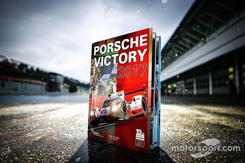 """""""Porsche Victory 2017"""": Das Buch zum 19. Le-Mans-Sieg"""
