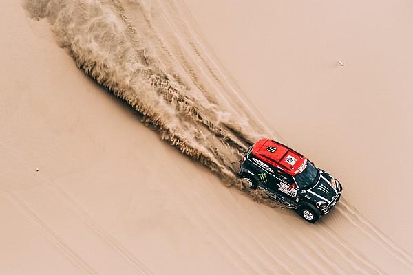 Dakar Breaking news Dakar 2019 to take place solely in Peru