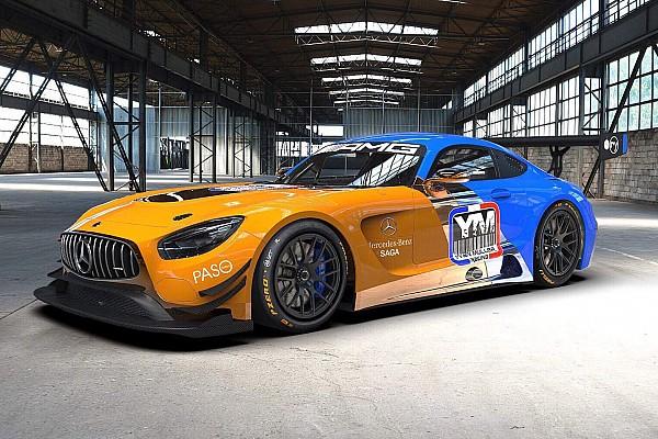 GT Actualités Yvan Muller Racing s'attaque au GT4 en 2018