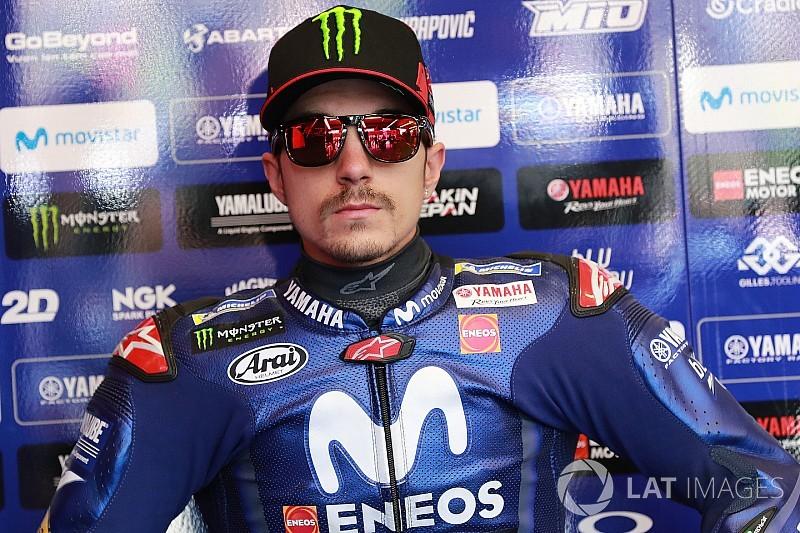 Vinales Le Mans MotoGP yarışının sabah 9'da olmasını istemiş