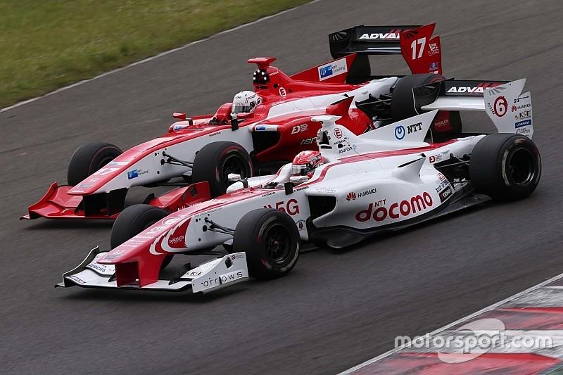 Honda reveals details of Super Formula line-up shuffle